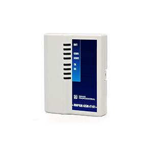 Контроллер поколения III+ с поддержкой 2 сетей стандарта GSM/GPRS-900/1800, IP-протоколы. Интерфейсы RS232/RS-485/LIN для интеграции с системами ВОРС