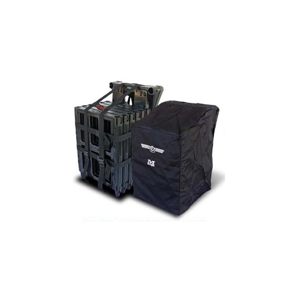 Сумка для транспортировки собранного металлодетектора FISHER M-SCOPE