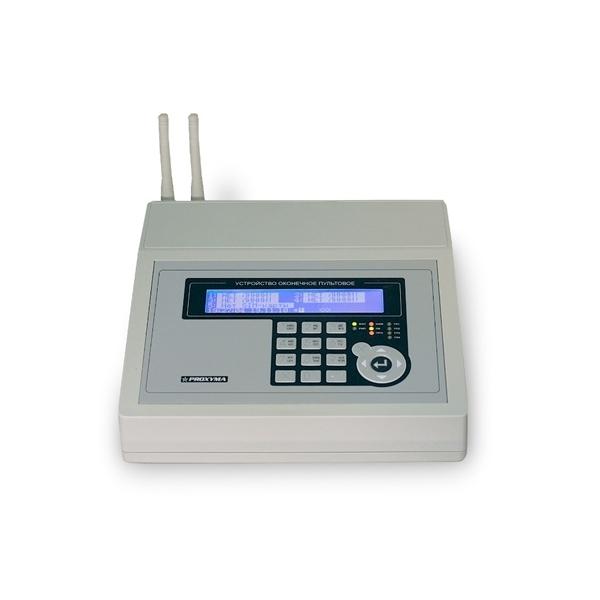 Устройство оконечное пультовое с двумя GSM-модулями