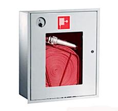 Шкаф пожарный Пульс ШПК-310ВОБ (встраиваемый открытый белый)
