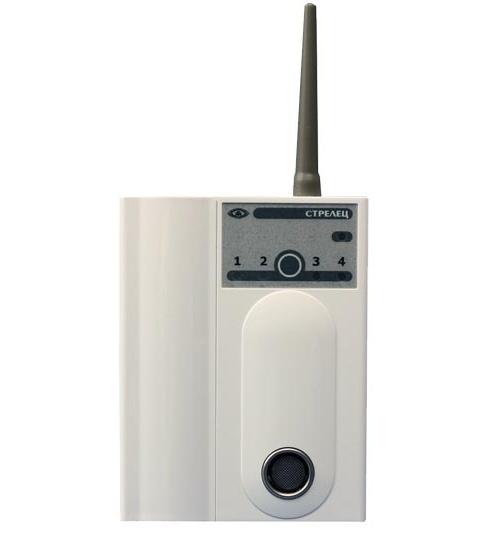 Блок управления и контроля радиоканальный