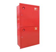 Шкаф пожарный Пульс ШПК-320-12ВЗК (встраиваемый закрытый красный)