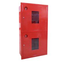 Шкаф пожарный Пульс ШПК-320-12ВОК (встраиваемый открытый красный)