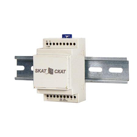 Источник вторичного электропитания резервированный SKAT-12-1.0-DIN