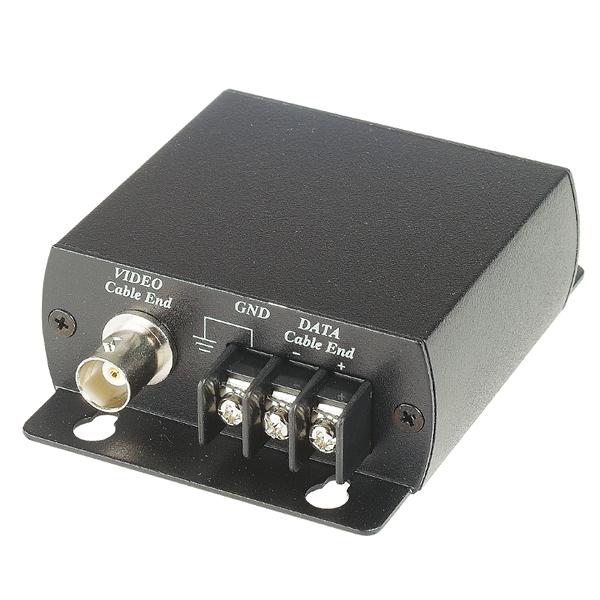Устройство защиты цепей видеосигнала и управления