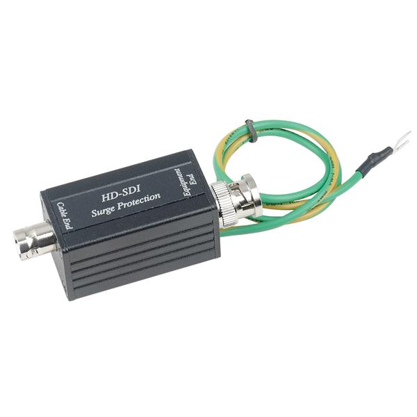 Устройство грозозащиты для цепей передачи видеосигналов формата SDI(HD-SDI, 3G-SDI)