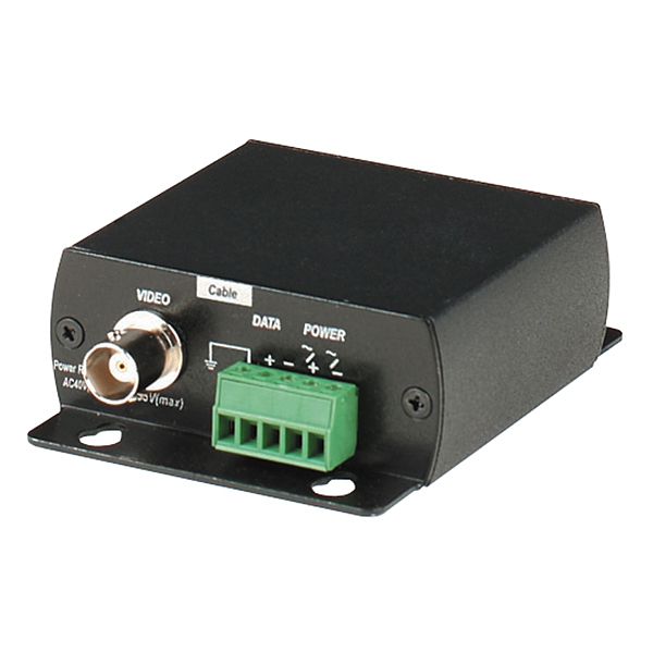Устройство грозозащиты цепей видеосигнала, питания и управления