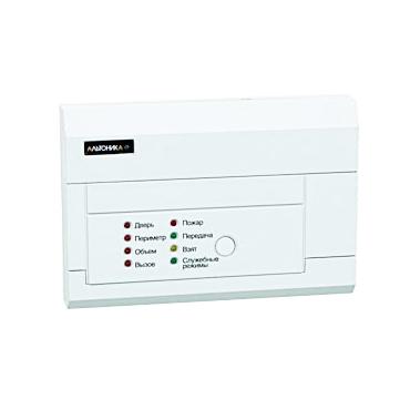 Объектовый приёмно-контрольный прибор с передатчиком