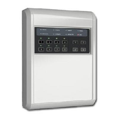 Прибор приемно-контрольный охранно-пожарный на 8 шлейфов с модулем GSM-PRO.12