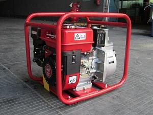 Мотопомпа бензиновая Вепрь Лайт МП-600 БФ (600 л/мин)
