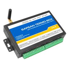 Интеллектуальная охранная GSM-сигнализация с функцией контроля температуры Sapsan TERMO-BOX