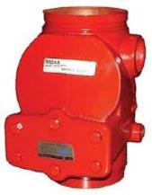 Узел управления спринклерный воздушный УУ-С100/1.2ВЭ-ВФ.04 с клапаном КСД-100 типа КМУ