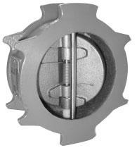 Клапан обратный NIBCO KW-900-W