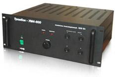 Тромбон УМ-4-600 (600 Вт) усилитель