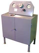Установка гидравлических испытаний УГИ-1Э (с электроприводом)