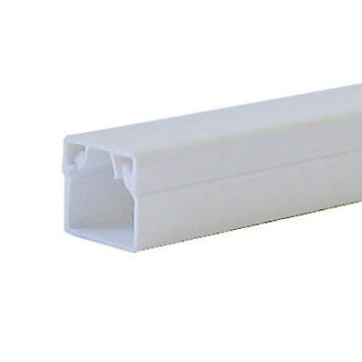 Короб монтажный с сечением 16x16 мм