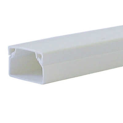 Короб монтажный с сечением 25x16 мм