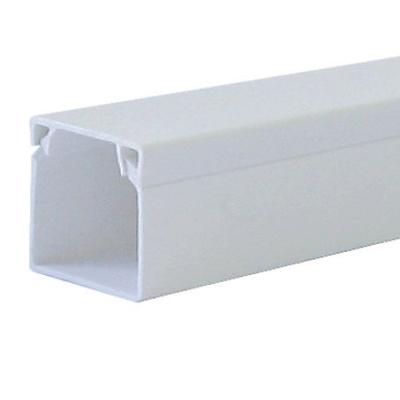 Короб монтажный с сечением 25x25 мм