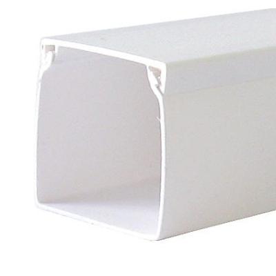 Короб монтажный с сечением 40x40 мм