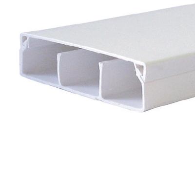 Короб монтажный с сечением 74/3x20 мм