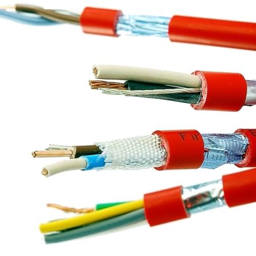 Огнестойкий кабель FRHF J-HH...Lg FE180 PH90 типоразмера 1x4x0.8 мм