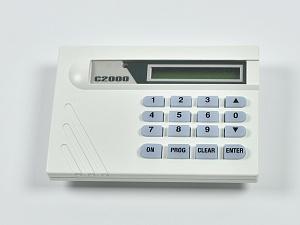 С 2000-К (клавиатура ЖКИ выдача в интерфейс RS-485 команд постановки, снятия)