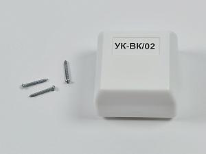УК-ВК/02 (уст-во коммуникации) 2 канала НЗ на переключение (220/30 В; 10/10 А)