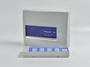 Гранит -24 (c ВП) 24 зоны 4ПЦН ТМ под акк.7 Ач,выносная панель