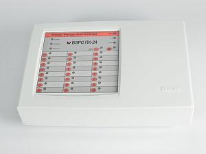 Прибор приемно-контрольный ВЭРС-ПК 24П (версия 3.1)