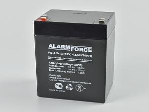 Аккумуляторная батарея 12В 4.5 Ач, 75х65х98 мм