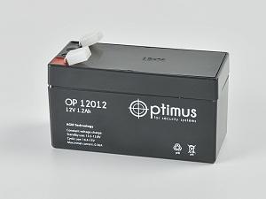 Аккумуляторная батарея 12В 1.2 Ач, 97х49х58 мм