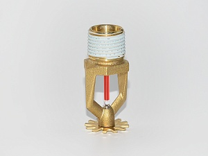 Спринклер пенно-водяной скрытый SSP-К115 (СВК0-РНо 0,60-R1/2) с колбой 3 мм