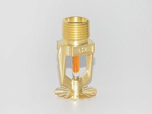 Спринклер пенно-водяной Chang Der AHD 204A (К=80) розеткой вниз (68 С, бронза)