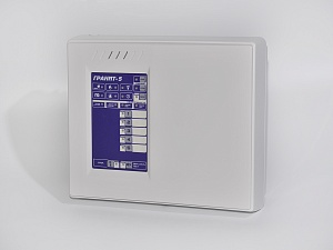 Гранит-5 5 зон 2ПЦН под акк. 7Ач програм. ПК,USB
