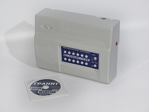 Гранит-12РА (12 шлейф. ОПС) с радиоканальным и GSM-коммукаторами до 32 шт.