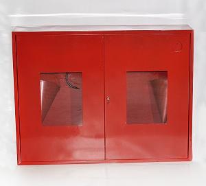 Щит пожарный металлический закрытого типа (с комплектующими)