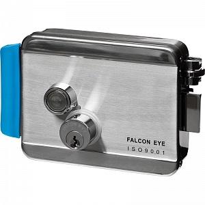 Накладной электромеханический замок Falcon Eye FE-2369i (с блокировкой кнопки выхода)
