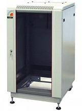 """R-308R 19"""" шкаф для оборудования, 30U х 800 мм, встраиваемая система охлаждения"""