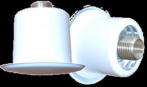 Спринклер водяной скрытый СВК-10 (СВК0-РНо 0,35-R1/2) с колбой 3 мм