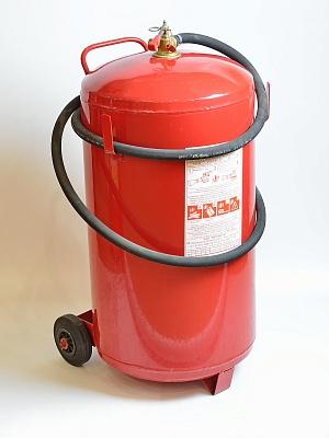 Огнетушитель порошковый ОП-70 (ОП-100)