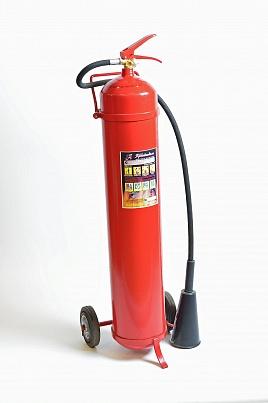 Огнетушитель углекислотный ОУ-10
