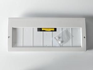 Светоуказатель Молния без сменного табло с сиреной 75 Дб (12В)