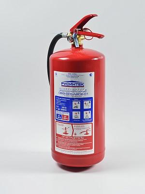Огнетушитель воздушно-эмульсионный ОВЭ-6