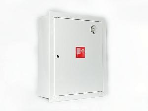 Шкаф пожарный Пульс ШПК-310ВЗБ (встраиваемый закрытый белый)