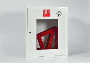 Шкаф пожарный Пульс ШПК-310НОБ (навесной открытый белый)