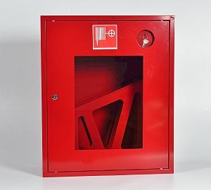 Шкаф пожарный Пульс ШПК-310НОК (навесной открытый красный)