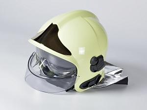 Шлем пожарного Gallet F1 SF (фотолюминесцентный)