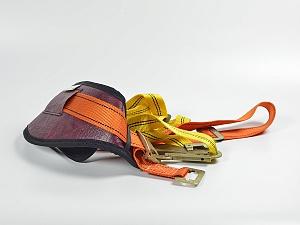 Пояс страховочный ПП-1А (строп из ленты)