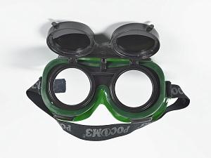 Очки газосварщика комбинированные ЗНД2-Г2