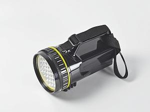 Фонарь аккумуляторный светодиодный ФПС 4/6СА (c зарядным устройством)